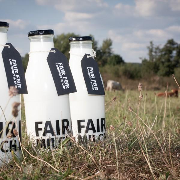 Beitragsbild - Fairmilch  Verpackungsdesign