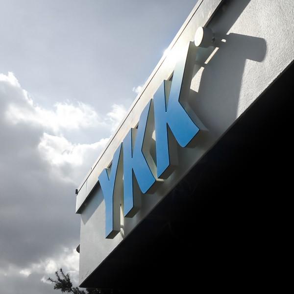 Beitragsbild - YKK – LogoSignage
